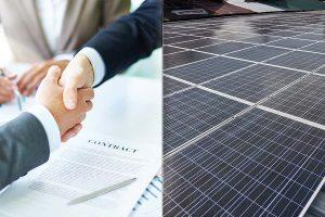 Zero Cost Solar Power System