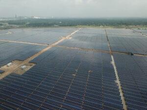 large scale solar
