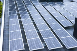 solar power system for factory